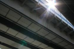 鉄橋の下2