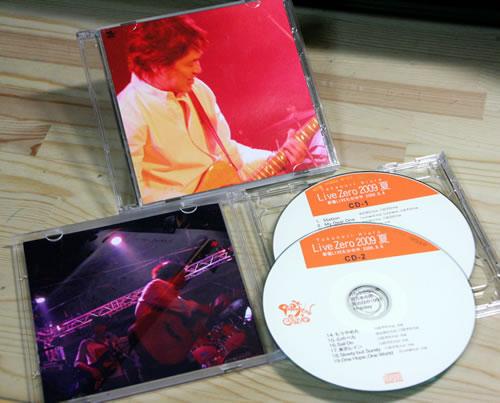 LiveZero2009_CD