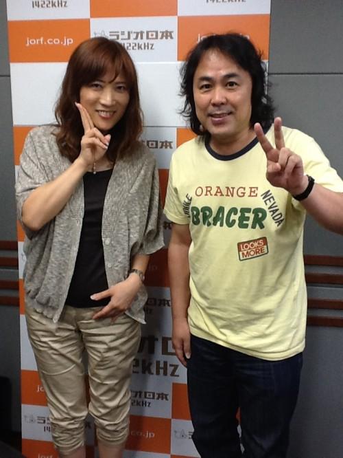 ラジオ日本「フォーク魂」収録-01